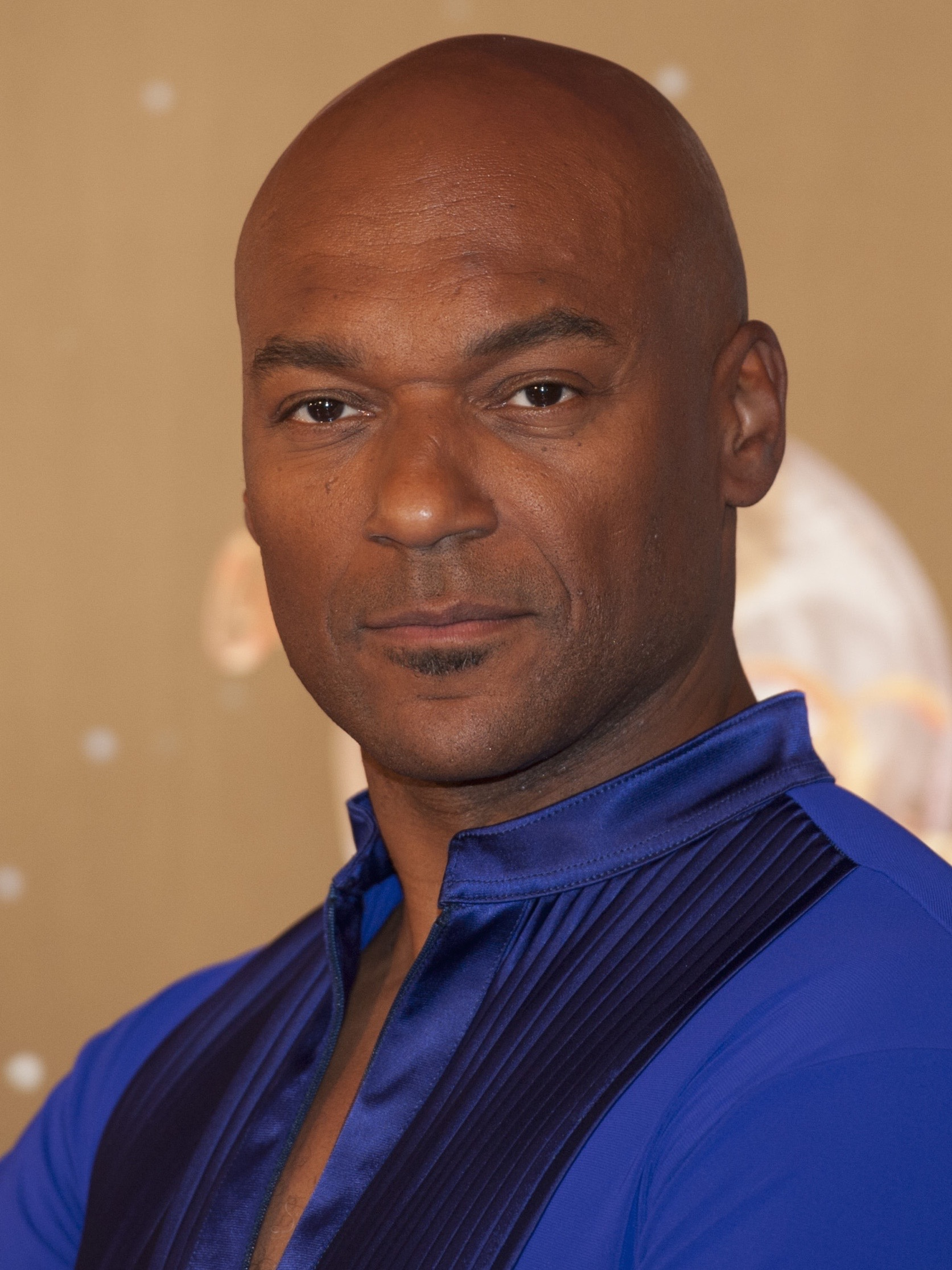 Watch Colin Salmon (born 1962) video