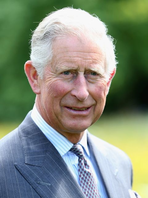 Prince Charles The Prince Of Wales & Amanda Ellingworth