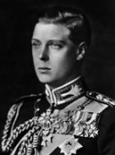 HM King Edward VIII,