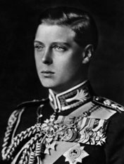 HM King Edward VIII