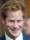 HRH Prince Harry Of Wales