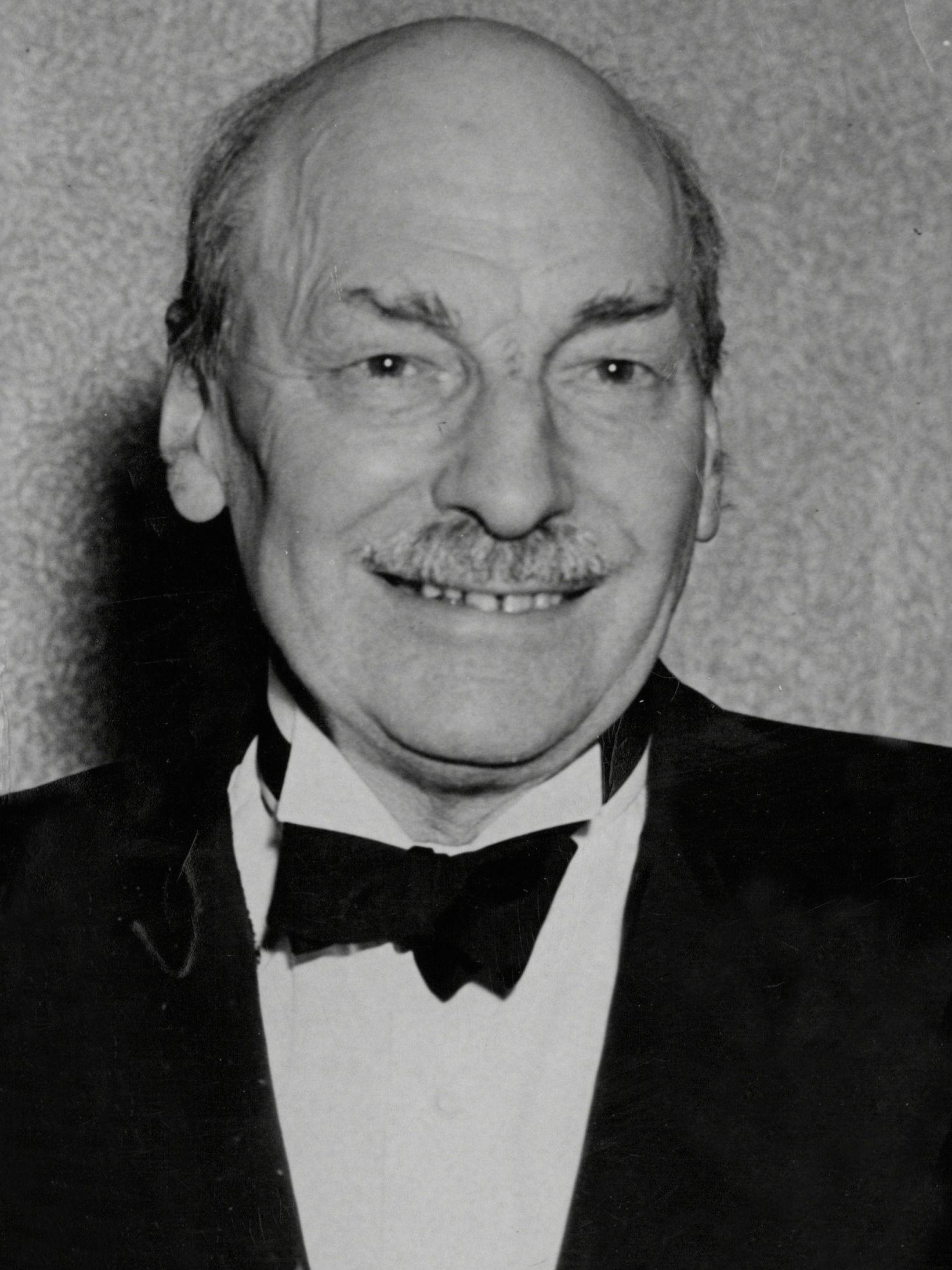 Martin Attlee, 2nd Earl Attlee