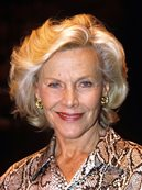 Honor Blackman CBE