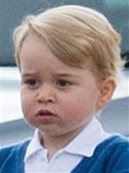 HRH Prince George of Cambridge
